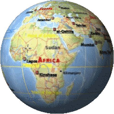 Globe Bola Dunia 2 gimp animasi spinning globe lapakdata