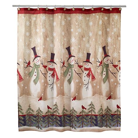 christmas themed shower curtains 25 unique christmas shower curtains ideas on pinterest