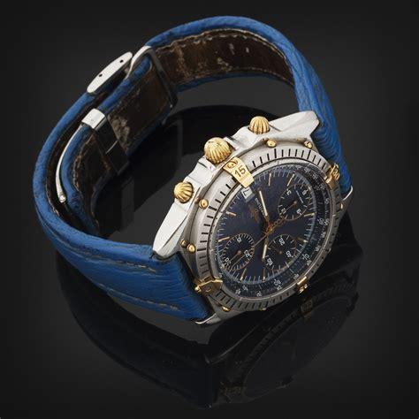 Breitling, Chronomat, montre bracelet chronographe en or et acier   2011060344   Expertissim