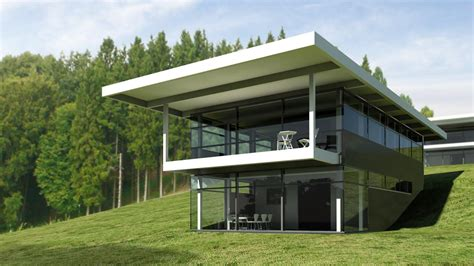 house on slope rma architekten slope houses sundern