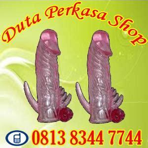 jual kondom silikon sambung terbaru dan terlaris produk
