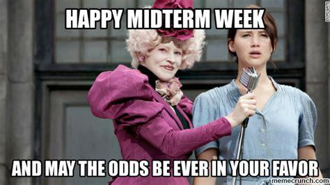 Midterm Memes - happy midterm week