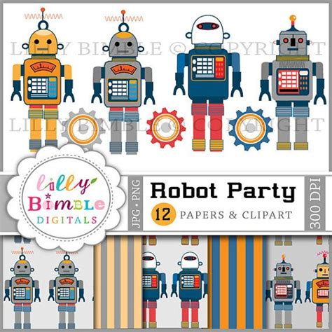 22 adorable ideas for an epic robot themed birthday party 33 best jasper s robot party images on pinterest