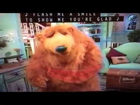 bear inthe big blue house music bear in the big blue house clear as a bell song youtube