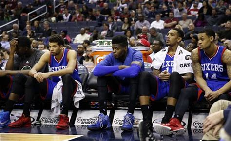 bench nba the knight crier editorial the philadelphia 76ers and tanking in the nba