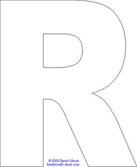 letter r template 1000 images about letter r on letters