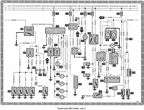 saab ignition wiring diagram get free image about wiring