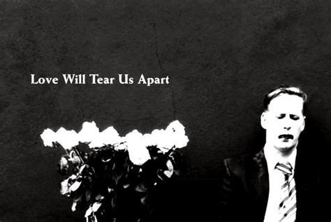 love will tear us apart on vimeo