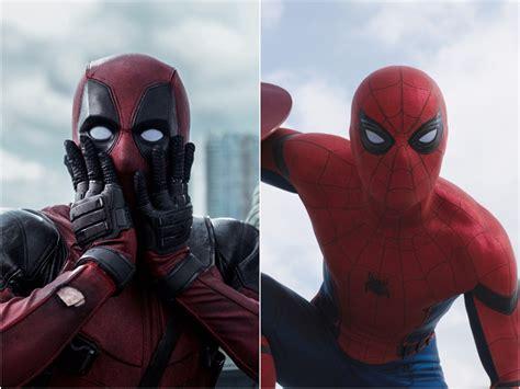 film marvel spider man deadpool spider man crossover director tim miller pushing