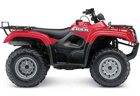 400 Suzuki Eiger Top Most Atvs That Drive You Auto Chunk