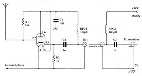 wiring diagram masthead lifier wiring diagram and schematics
