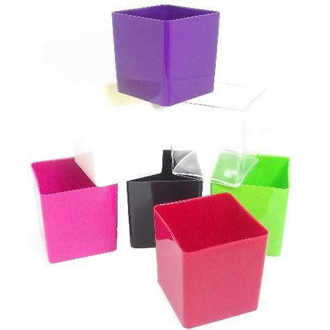 Plastic Square Vase by Bulk Buying Acrylic Plastic Vases Florist Supplies Uk