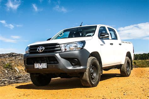 ok google toyota toyota hilux workmate double cab review