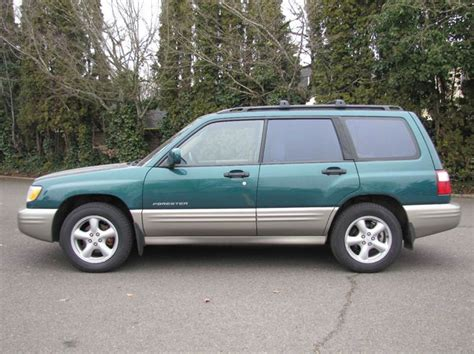 2001 Subaru Forester Mpg by 2001 Subaru Forester Awd S 4dr Wagon In Corvallis Or Al