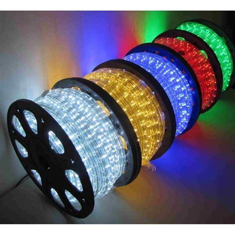 Led 1 Roll 45m led rope light roll garden decking mood lights kits