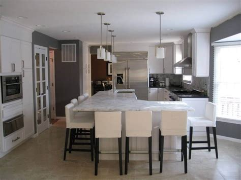 modern l shaped kitchen with island 78 great looking modern kitchen gallery sinks islands