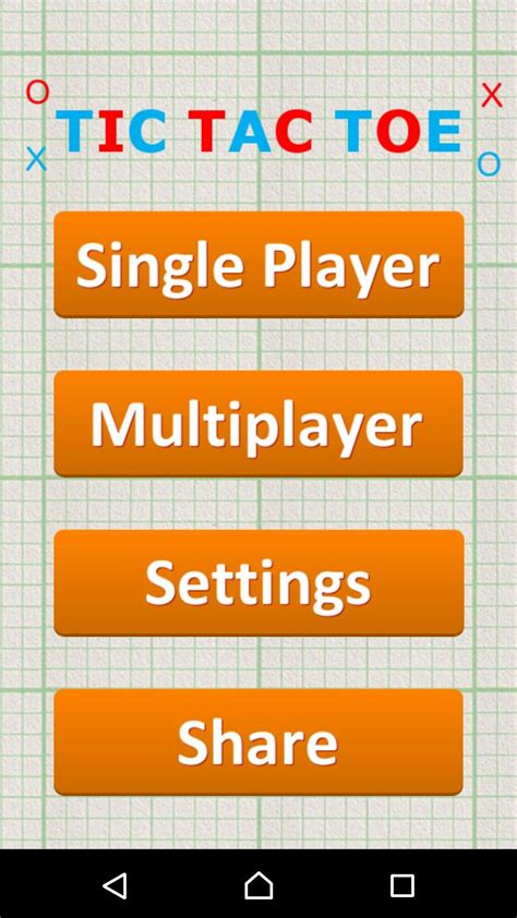 android tutorial tic tac toe tic tac toe android game source code board game