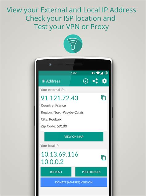 Isp Lookup By Ip Address What Is My Ip Address Android Apps On Play
