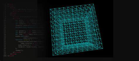 creating  cube  practical guide  threejs   demo