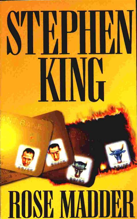 madder novel cover stephen king book covers