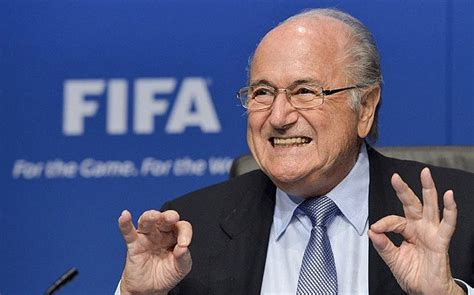 fifa president fifacom sepp blatter re elected as fifa president amid fbi