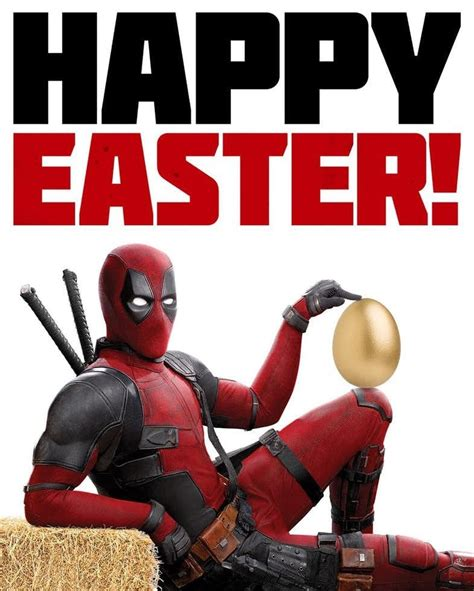deadpool 2 poster deadpool 2 wade wilson has a golden easter egg of his own