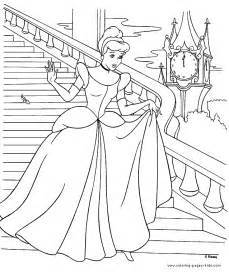cinderella coloring pages coloring pages kids disney coloring pages printable coloring