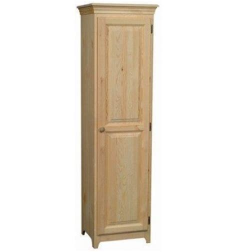 1 Door Pantry by 20 Inch Afc 1 Door Pantry 72 Quot H Simply Woods Furniture