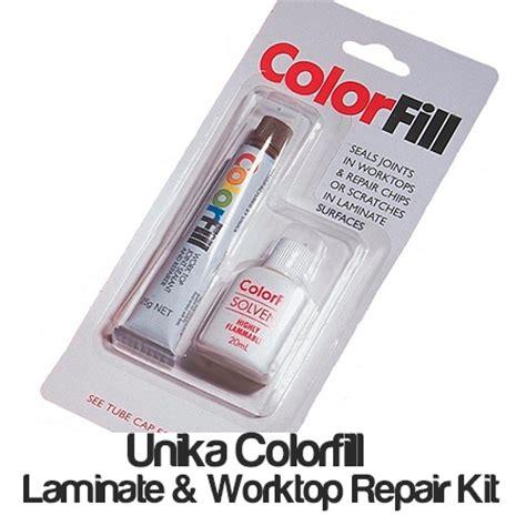 How To Repair Scratches In Laminate Flooring - unika colorfill laminate amp worktop scratch repair sealant kit