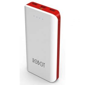 Pasaran Power Bank Robot harga robot rt800 20000mah spesifikasi april 2018