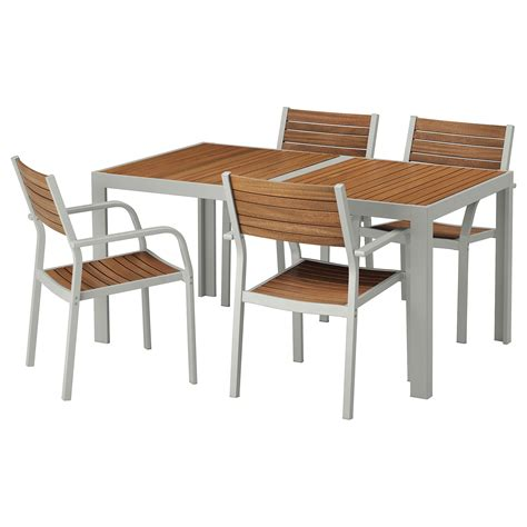 ikea outdoor bench table garden tables outdoor tables ikea