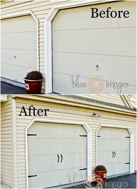 Define Garage 25 Best Ideas About Garage Door Makeover On