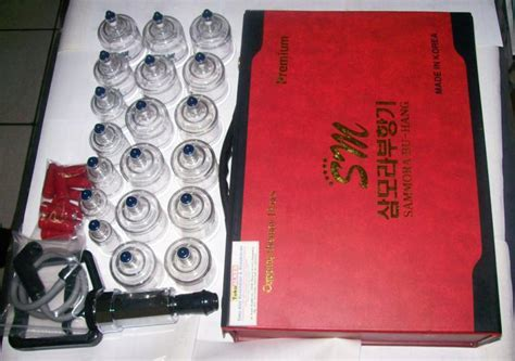 Paket Alat Bekam Sammora 19 Cup jual alat bekam sammora korea 19 cup di denpasar bali jual produk herbal di denpasar bali