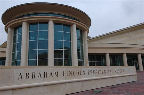 abraham lincoln presidential library and museum worldstrides