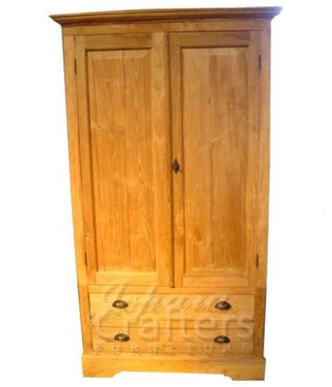 Solid Teak Bedroom Furniture by Wardrobe Armoire Made From Solid Teak Wood For Bedroom
