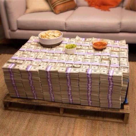 Money On A Table by Irti Picture 7856 Tags Pallet Of Money Coffee Table Table Want Money