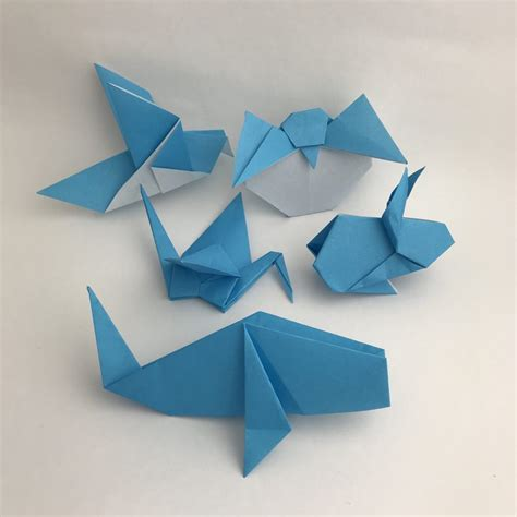 Learn Origami - learn origami course 3 blue belt taro s origami