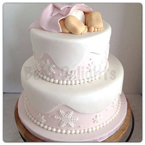 Winter Baby Shower Cake by 25 Best Ideas About Snowflake Baby Shower On