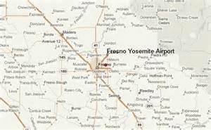 california airport map fresno air terminal airport location guide