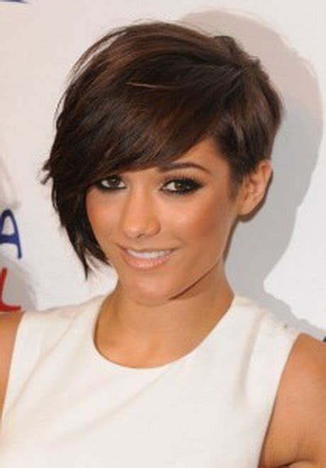 short on one side long on other hairstyles one side short haircut
