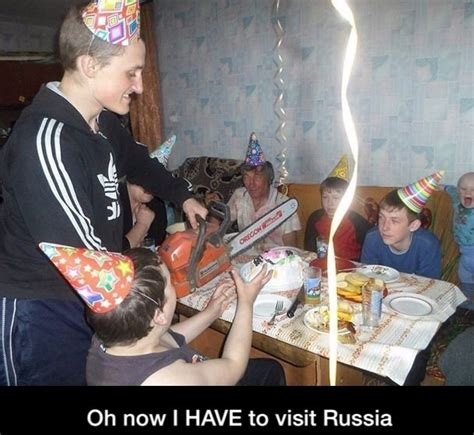 russian party party hard