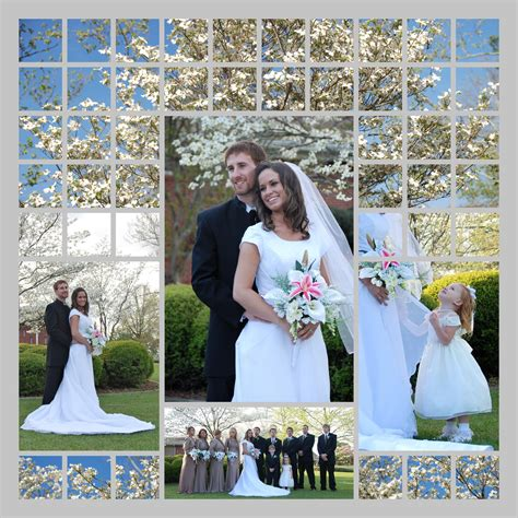 wedding collages templates wedding photo collages archives cropdog photo collage