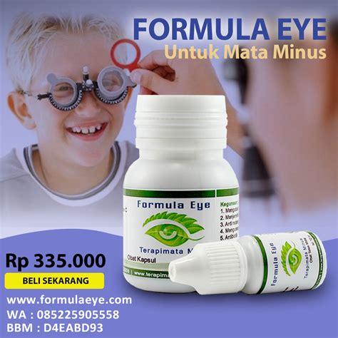 Obat Herbal Untuk Mata Minus obat mata formula eye untuk mata minus anak formula eye