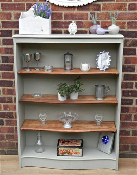 25 best ideas about shabby chic bookcase on