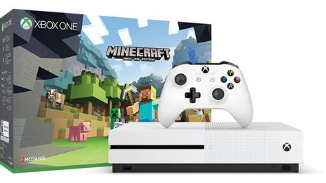 Premium Xboxone S 500gb Console System Minecraft Xbox One Edition Aif xbox one s the ultimate and 4k entertainment system
