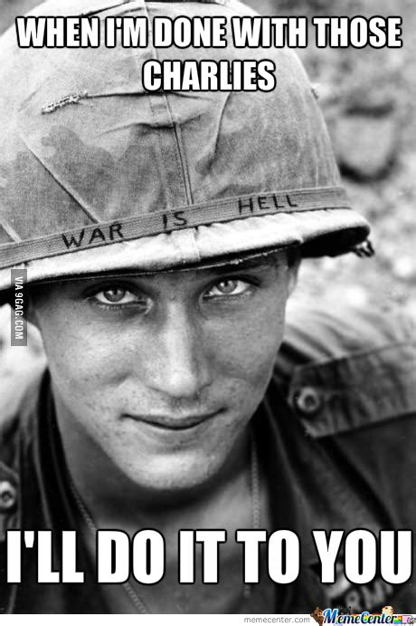 ridiculously photogenic vietnam soldier by scratchers