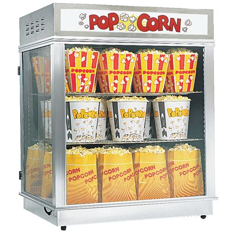 Shelf Of Popcorn by Large Astro Staging Cabinet