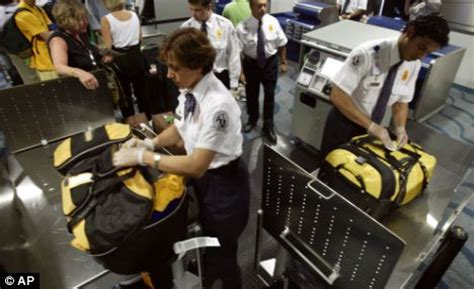airport security and certification program