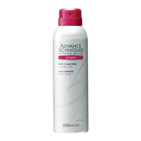 Types Of Hair Sprays by Avon Advance Techniques Styling Finish It Hair Spray Hair
