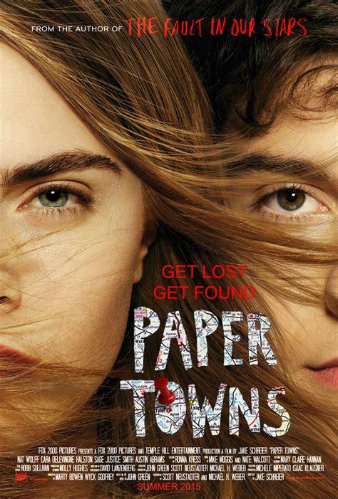 film paper towns adalah margos spuren filmtipps at